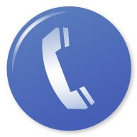 phone tree template icon