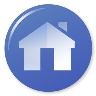 Home evacuation check list icon